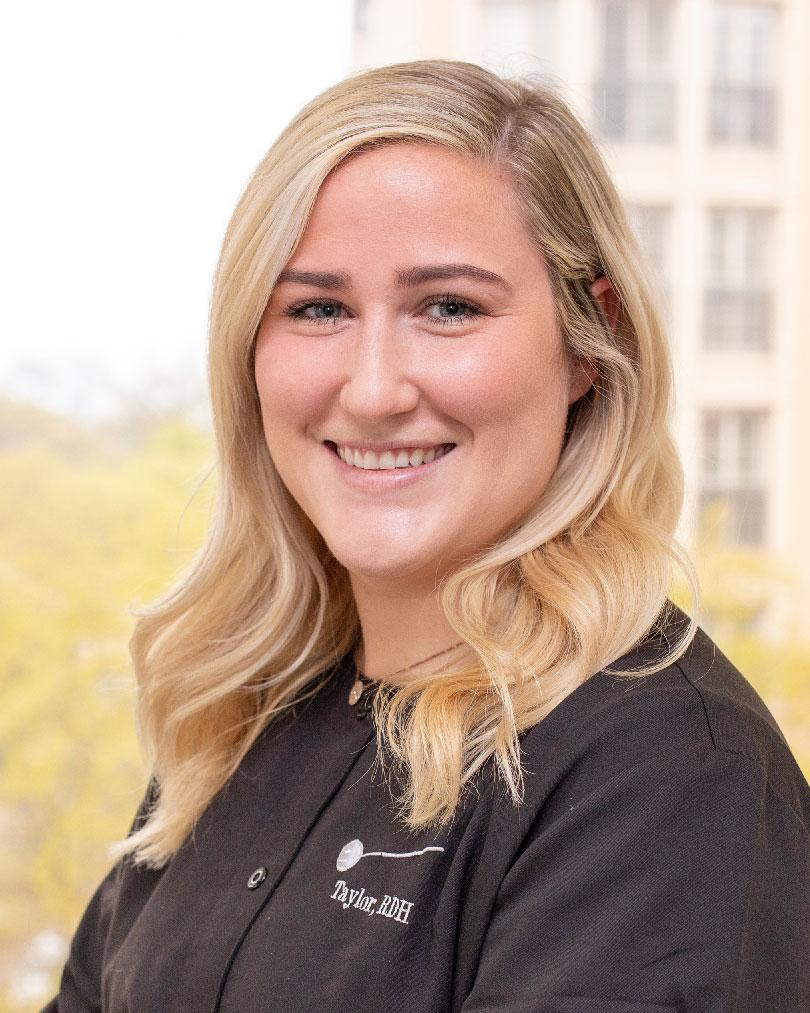 Taylor Spence | Registered Dental Hygienist