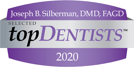 Joseph B. Silberman, DMD, FAGD - Selected top Dentists 2020
